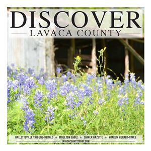 Discover Lavaca County e-Edition
