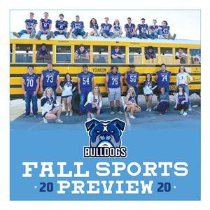 Yoahum Fall Sports Preview e-Edition