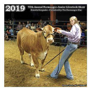 2019 Normangee Junior Livestock Show Results e-Edition