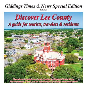 discover Lee county special edition