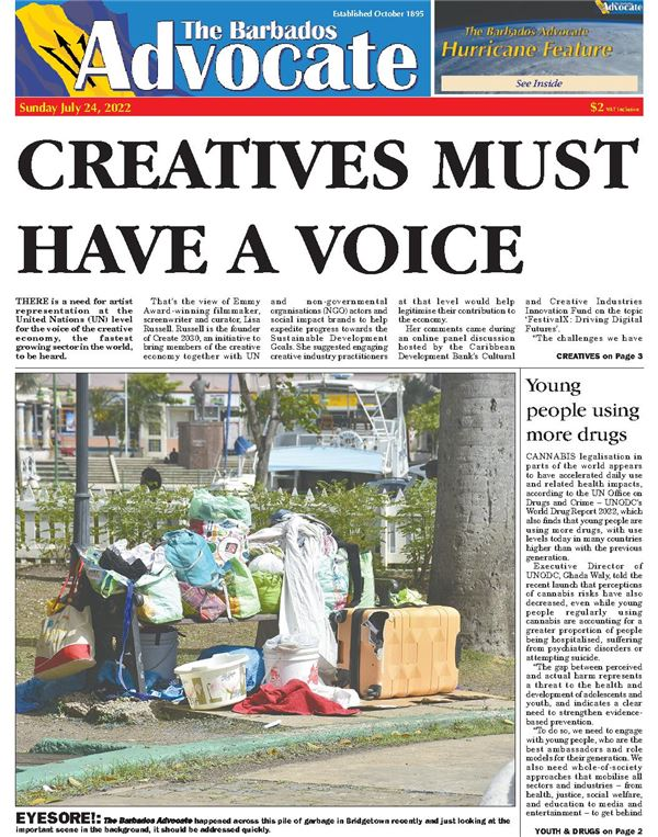 Barbados-Advocate e-Edition