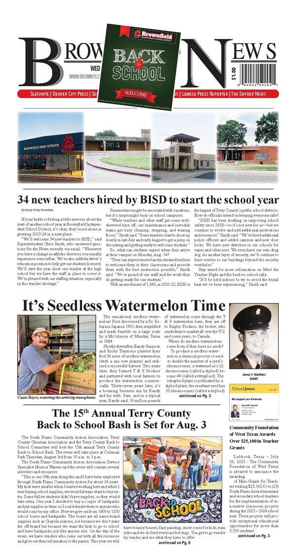 Brownfield News e-Edition