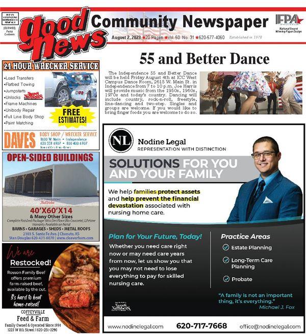 Good News Kansas e-Edition