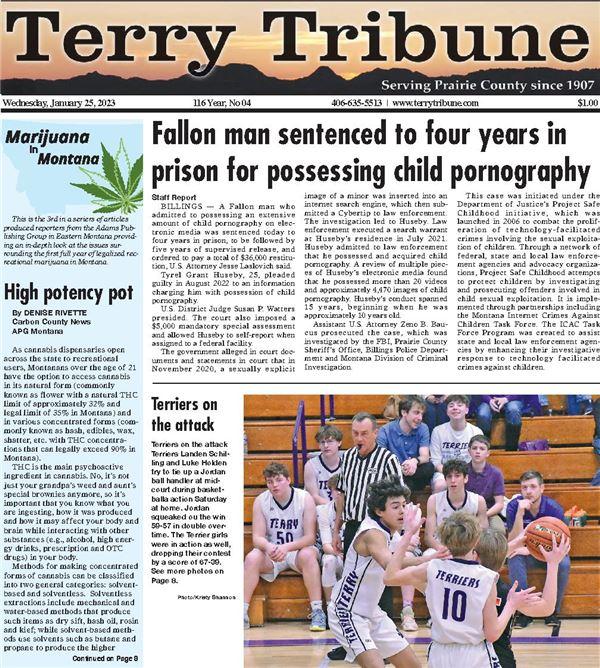 Terry Tribune e-Edition