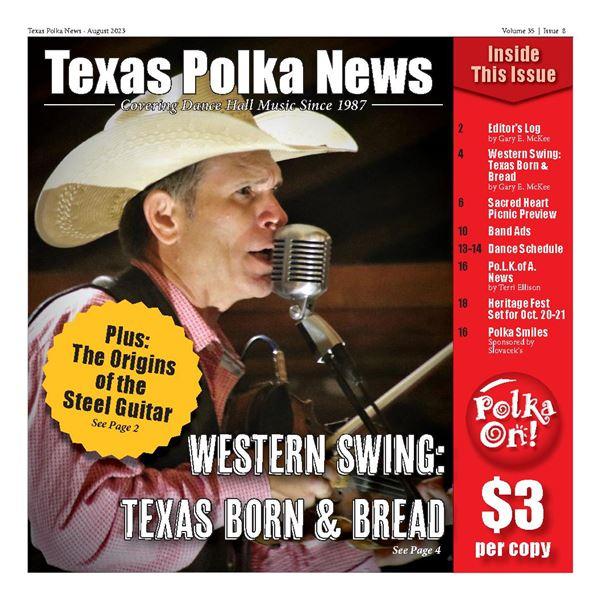 Texas Polka News e-Edition